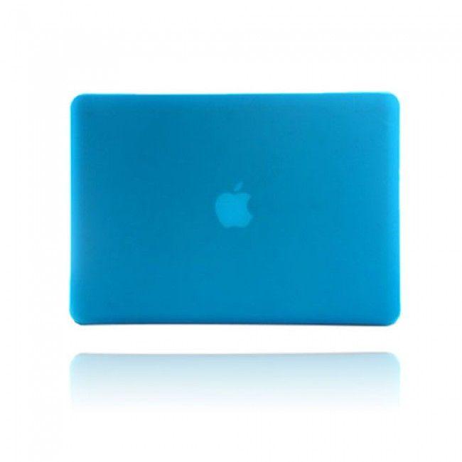 Hard Shell (Vaaleansininen) Macbook Pro 13.3 Suojakuori - http://lux-case.fi/macbook-suojakotelot.html