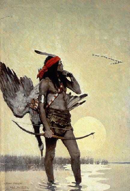 a discussion on pathos for the native american Although mary rowlandson cannot be credited with single handedly creating the american genre  she also believes that her race is superior to the native.