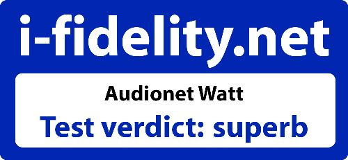 Audionet Watt test verdict superb i-fidelity