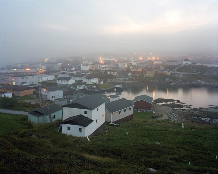 Port-aux-basques, Newfoundland