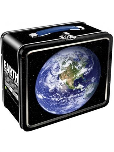 Smithsonian Planet Earth Fun Box Lunchboxes, Lunchbox | Sanity