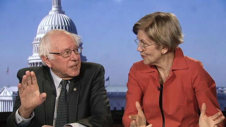 Elizabeth Warren & Bernie Sanders: Democratic Priorities in our Budget