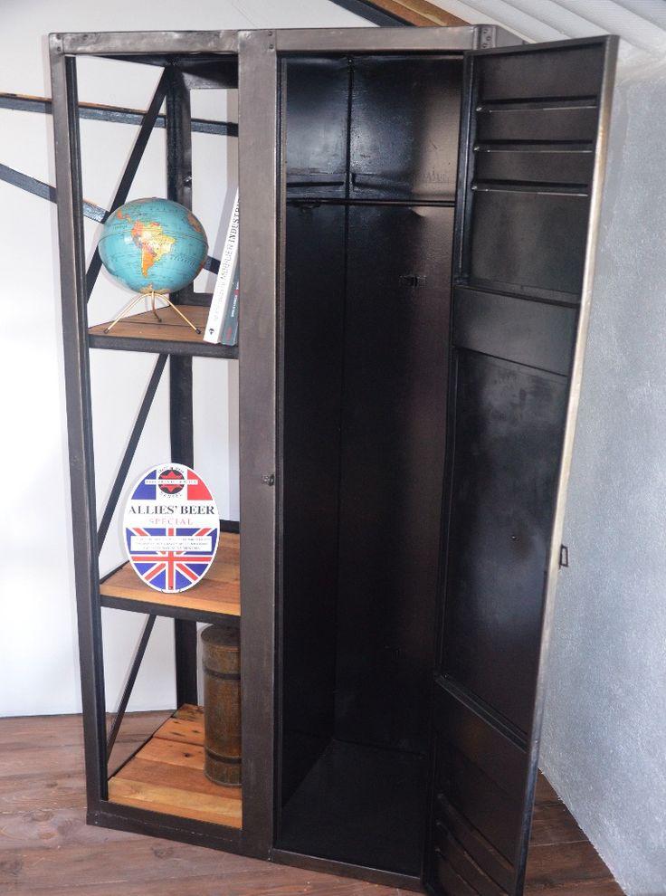 vestiaire industriel vestiaire usine vestiaire m tal. Black Bedroom Furniture Sets. Home Design Ideas
