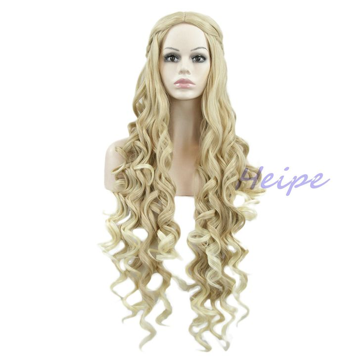 Hot Selling 100cm Light Blonde Synthetic Hair Game Of Thrones Long Wavy Anime Cosplay Wig  //Price: $US $25.17 & FREE Shipping //     #gameofthrones #gameofthronestour #gameofthronesfamily  #starks #sansastark #jonsnow  #gotseason #gameofthronesaddict  #gameofthronesfanart gameofthronesfan #gameofthronesmemes #gameofthronesfans