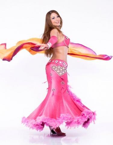 trajes de danza arabe de saida - Buscar con Google