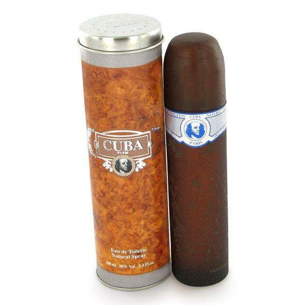 Cuba Blue By Cuba Paris Cuba Buy Perfume Online Eau De Toilette