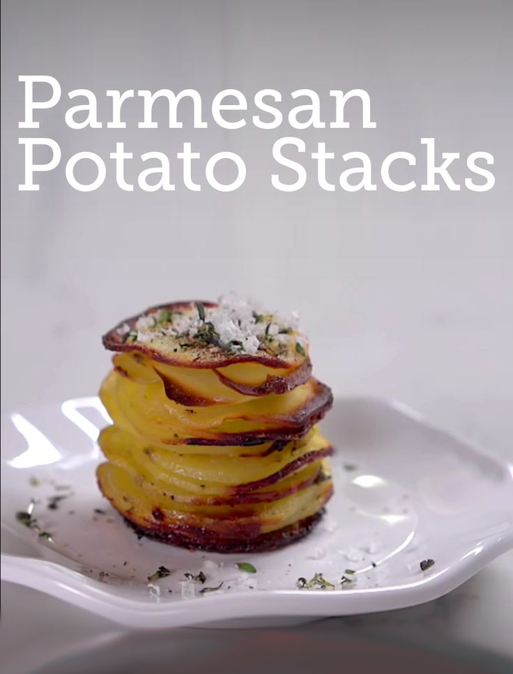 Slice Potatoes and Stack Them in a Muffin Tin. They'll Come Out of the Oven a Family Favorite!
