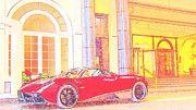 "New artwork for sale! - "" Pagani Huayra Italia  by PixBreak Art "" - http://ift.tt/2l2GKn9"