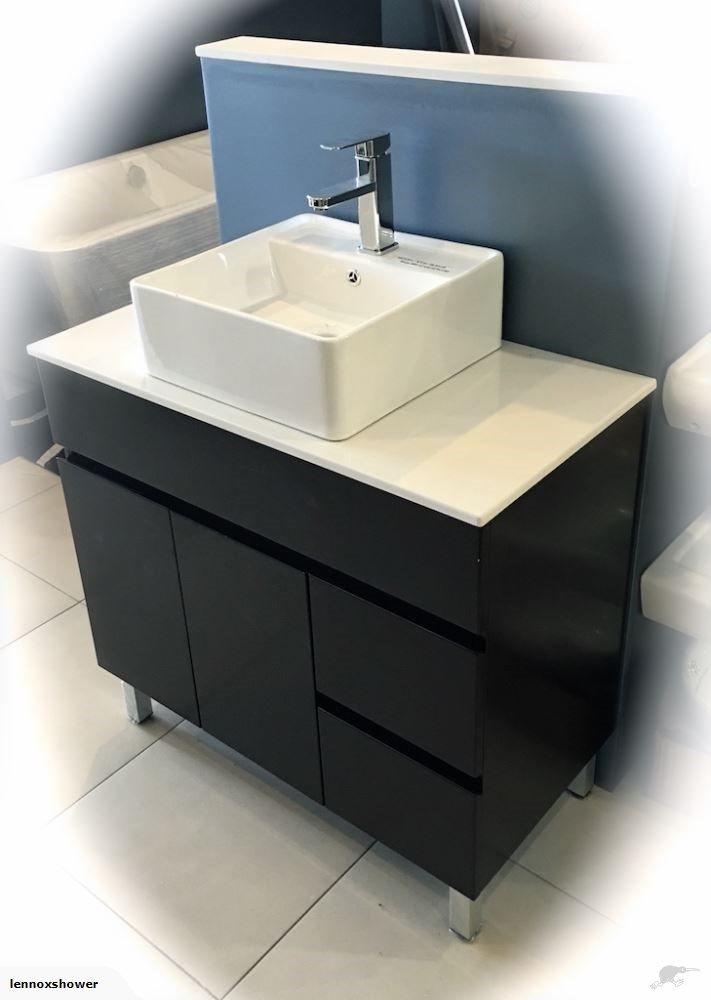 Vanity - 1000mm White Quartz Stone Counter Top Set | Trade Me