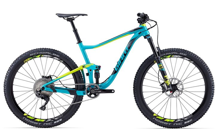 2017 Anthem SX - Giant Bicycles | United States