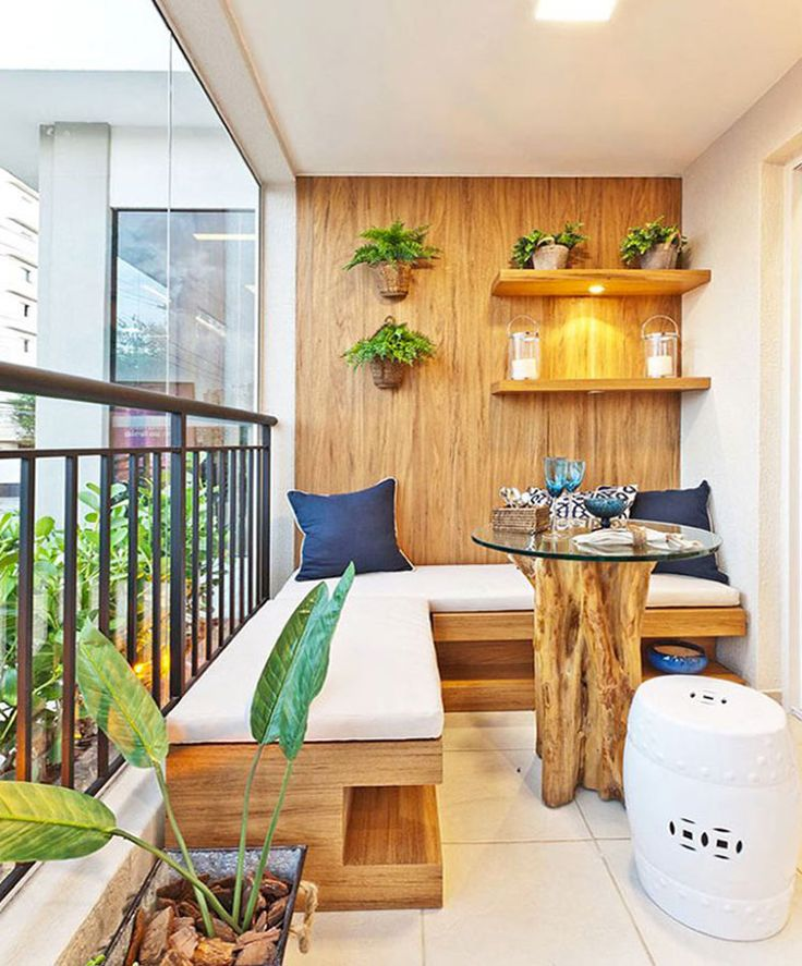 Oltre 1000 idee su arredamento da balconi piccoli su pinterest ...