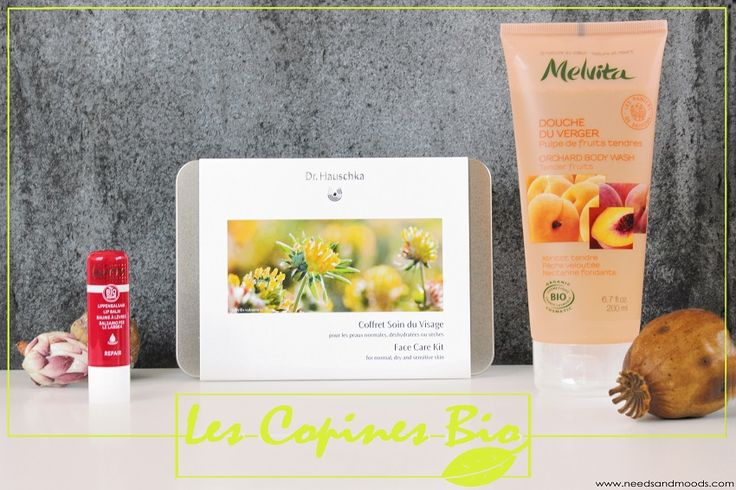 """Retrouvez sur mon blog beauté """"Needs and Moods"""" un haul cosmétiques bio : http://www.needsandmoods.com/les-copines-bio/  #haul #beauté #beauty #vegan #bio #organic #green #nature #naturel #cosmétiques #cosmetic #cosmetics #lescopinesbio @needsandmoods #needsandmoods #drhaushka @drhaush @melvitafrance @lavera-naturkosmetik"""