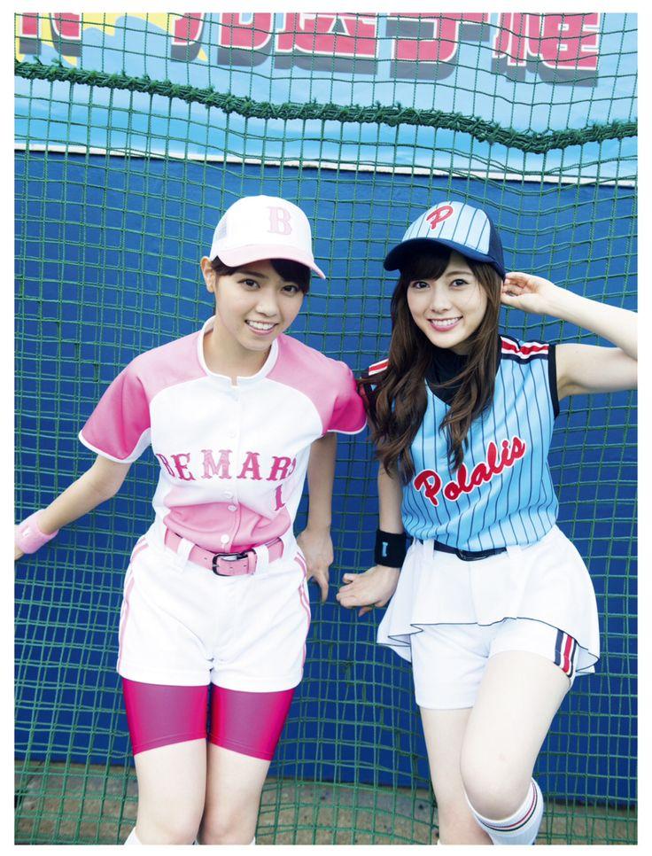 asheron02: Nishino Nanase ・ Shiraishi Mai | Hatsumori Bemars Digital Photobook Vol.2