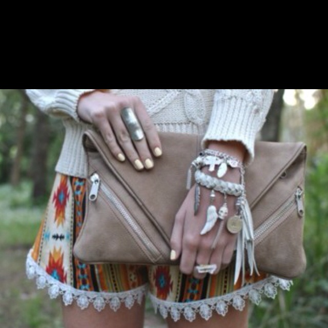 : Fashion, Inspiration, Style, Bracelets, Clutches, Shorts, Jewelry, Accessories, Bags