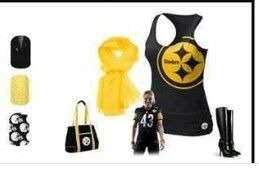 ***Game Day***  Comment here if you'll be rooting for the Steelers when they take in the Green bay Packers today!  ***All wraps Buy 3 Get 1 FREE***  http://crystalmccoy.jamberrynails.net
