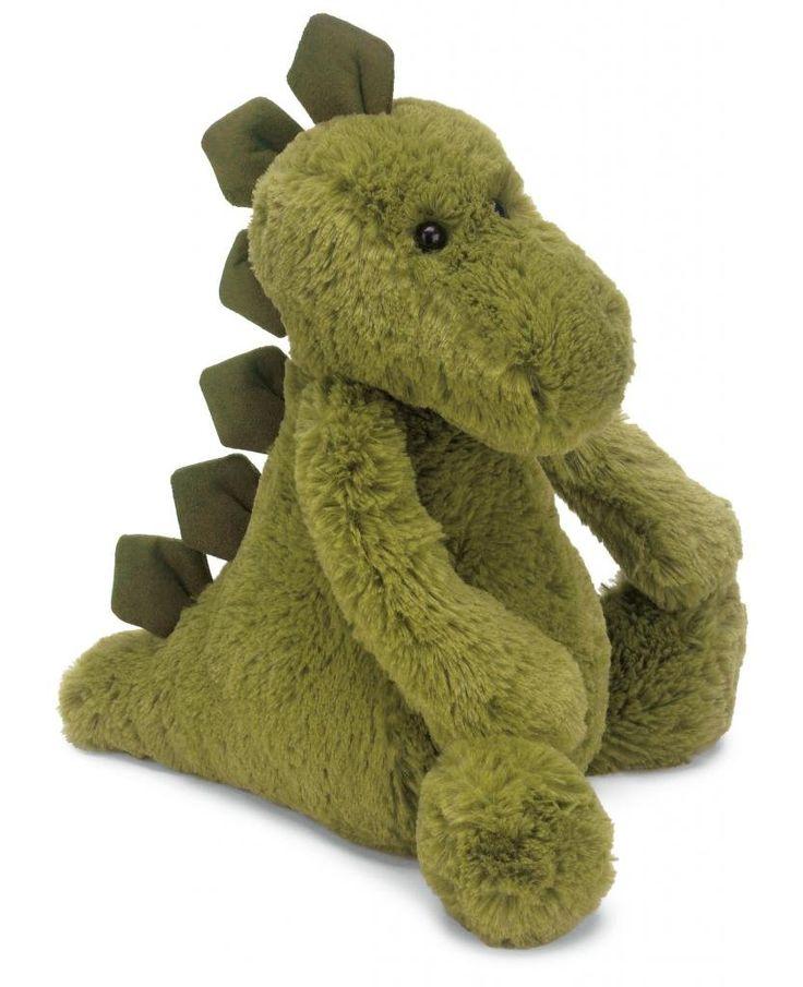 33 Amazon Com Jellycat Bashful Dino Large Toys