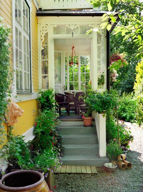 Gård och Torp Country house in Sweden