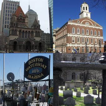 Cloud 9 Living - Walking Tour of Boston (for 2+)