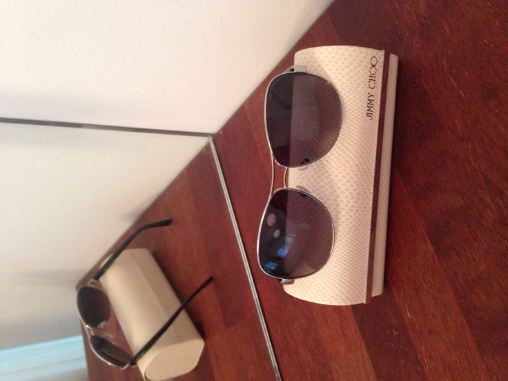 Love my new Jimmy Choo sun glases