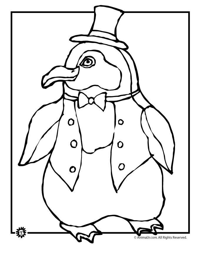 52 best Christmas Coloring Pages images on Pinterest Xmas - new christmas coloring pages penguins