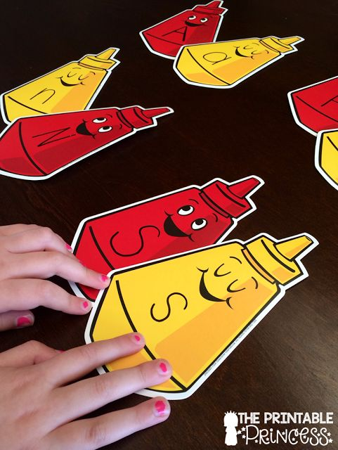 Using Dollar Tree cut outs to make classroom centers. Download FREE recording sheets on the blog.