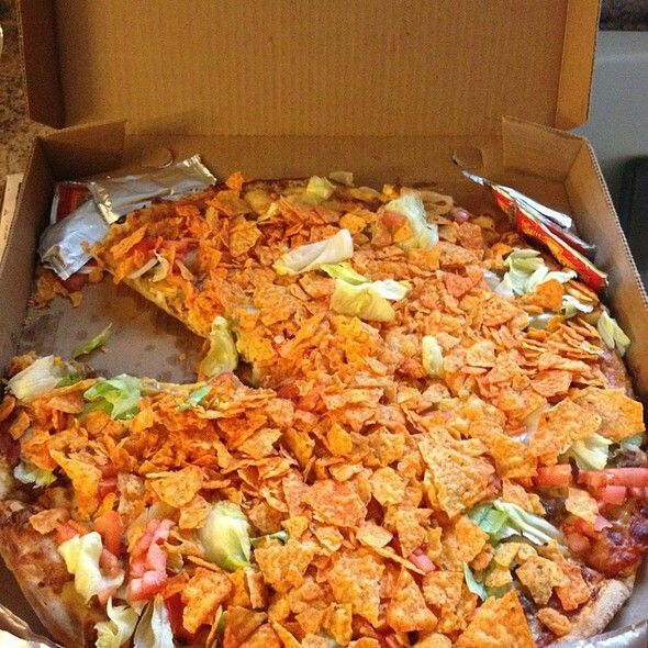 Casey's taco pizza | Iowa | Pinterest | Taco pizza, Pizza ...