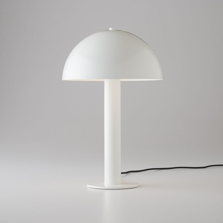 Home decor objects ideas inspiration inspired by midcentury italian design the sidnie lamp is a splendid mixture of shape color and texture a lamp