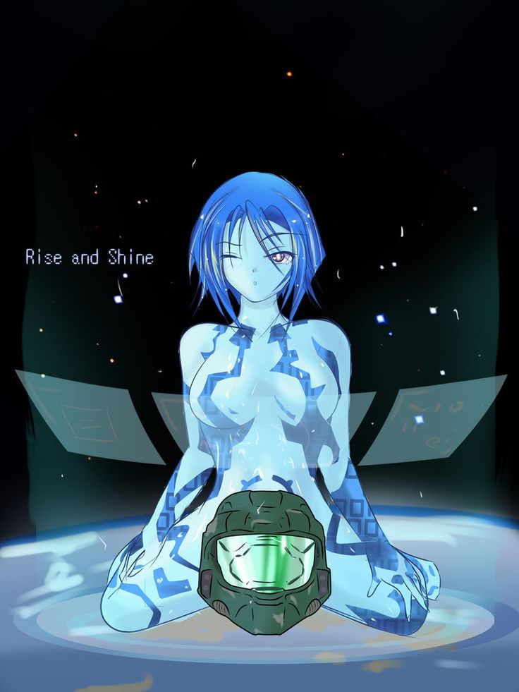 Cortana hentai fanfiction