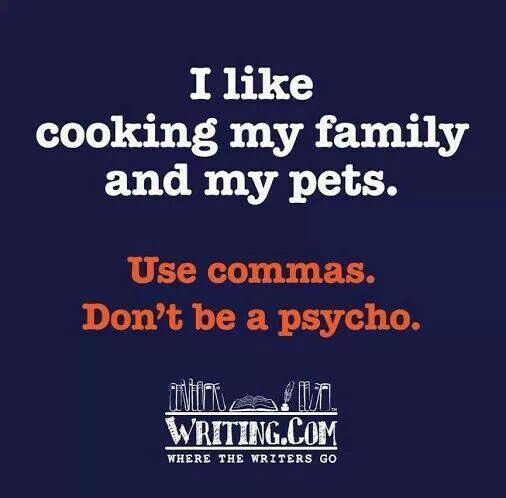 i'm expanding my spelling board to the appropriate use of punctuation:) (obviously NOT capitalization)...