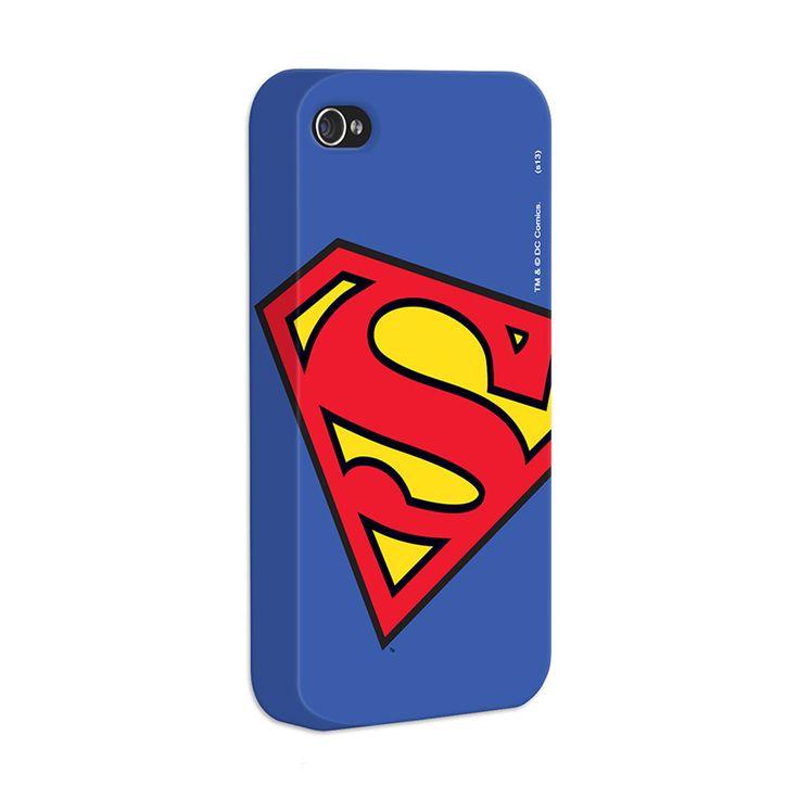 CAPA DE IPHONE – DC COMICS – SUPERMAN – LOGO