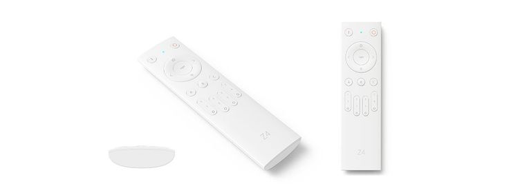 RC4-ZB Zigbee remote for Ltech Zigbee LED Strip Controller