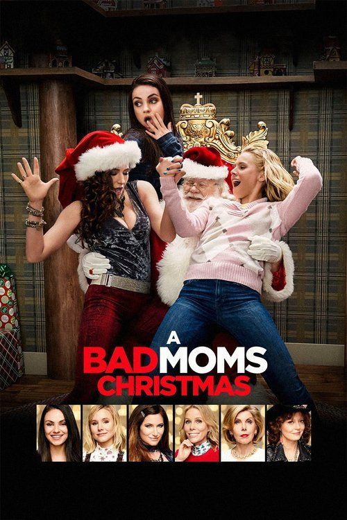 Watch A Bad Moms Christmas Full-Movie