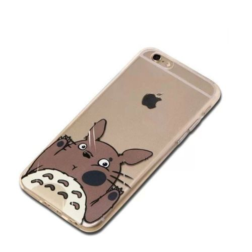 Lovely-Cartoon-Characters-Transparent-Silicone-Case-Soft-Shell-for-Apple-iPhone