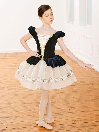 Music Box Ballerina - Style 0202 | Revolution Dancewear Ballet Dance Recital Costume