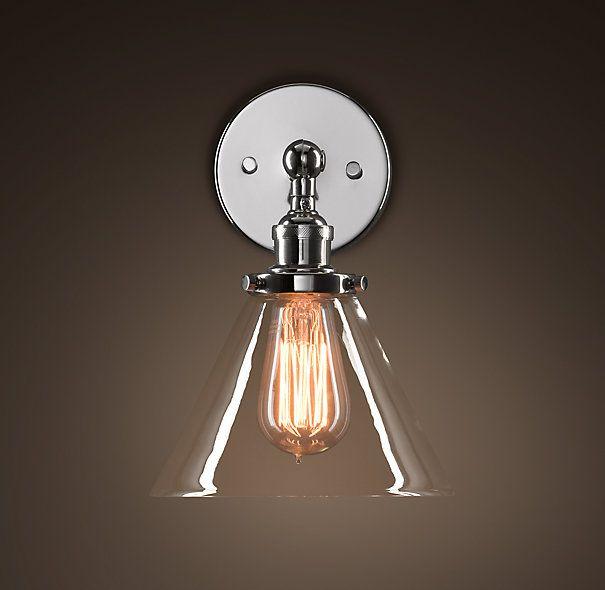 Bathroom Lighting Vintage Style 117 best light images on pinterest | bathroom lighting, wall