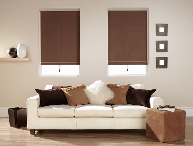 Our Fabric Light Filtering Roller shades offer an updated fashion color  palette in a sleek fabric that will gently filter light into the room 255 best CORTINAS images on Pinterest   Window coverings  Curtains  . Modern Blinds For Living Room. Home Design Ideas