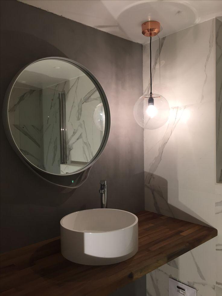 Blindernveien Oslo. Bathroom.