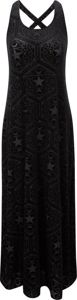 Killstar - Stargazer Maxi Dress - Buy Online Australia Beserk