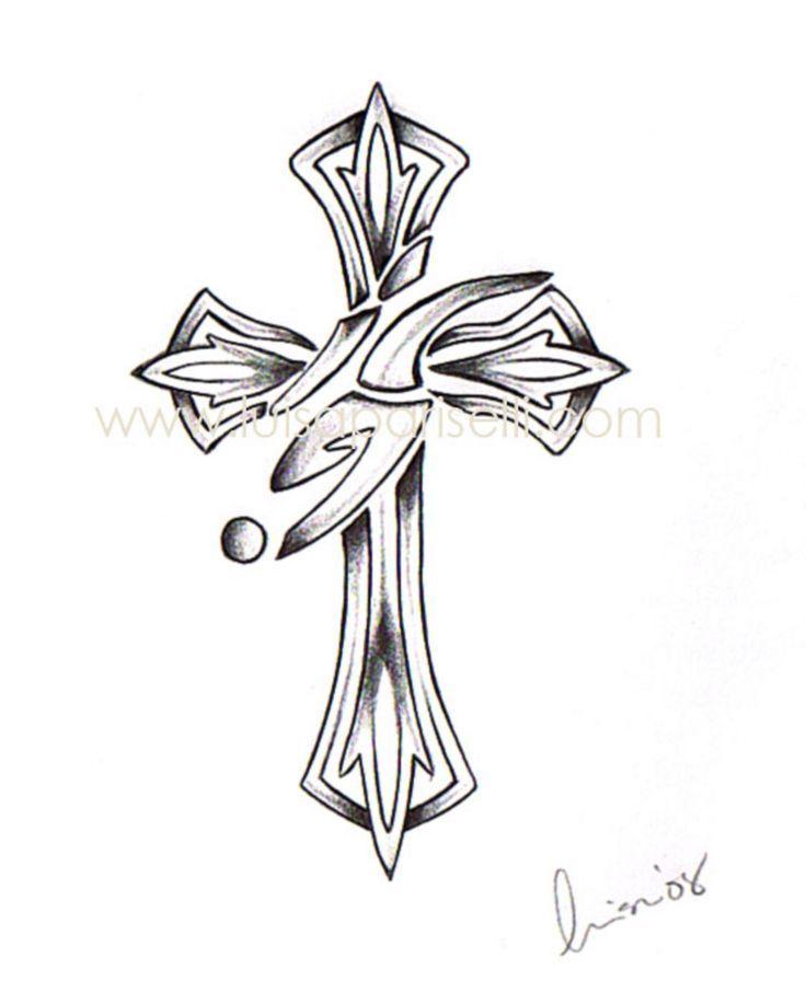 nice Tattoo Trends - Tribal Sun Tattoo Designs Celtic Cross Tattoos Design 4...