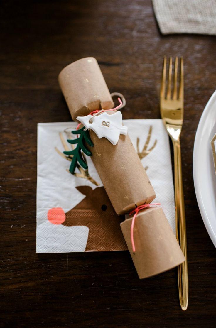 Diy Geschenksanhänger Für Weihnachten Mit Namen Aus Fimo