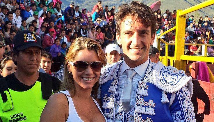 Antonio Pavón y Alexandra Horler pasaron Semana Santa en Ayacucho [FOTOS]