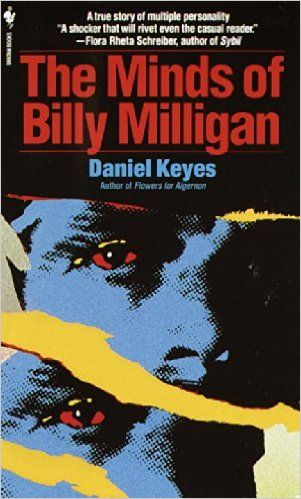 The Minds of Billy Milligan by Daniel Keyes. The true story of Billy Milligan, the first defendant in the US law system to use multiple personality disorder as a defense. It'll feature Leonardo DiCaprio as a producer and actor, and the film will be titled The Crowded Room. http://www.amazon.com/Minds-Billy-Milligan-Daniel-Keyes