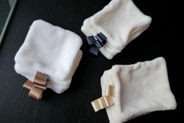 Fabriquer ses cotons démaquillants réutilisables
