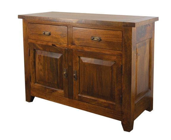 Solid mango wood small buffet Passion for furniture