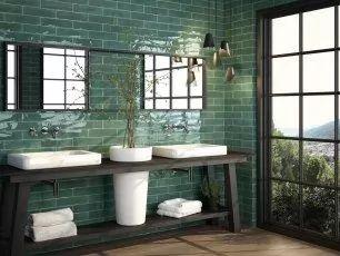 Изумрудная керамическая плитка и керамогранит, цены, фото   Магазин Maestra