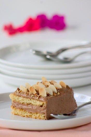 """Me Encanta el Chocolate: RECETA: """"Marquesa de Chocolate"""""""