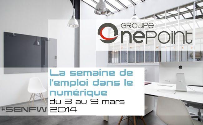 Groupe Onepoint : « nous avons planifié 300 embauches en France dans les 15 prochains mois »  #RH #marqueemployeur #frenchweb #recrutement