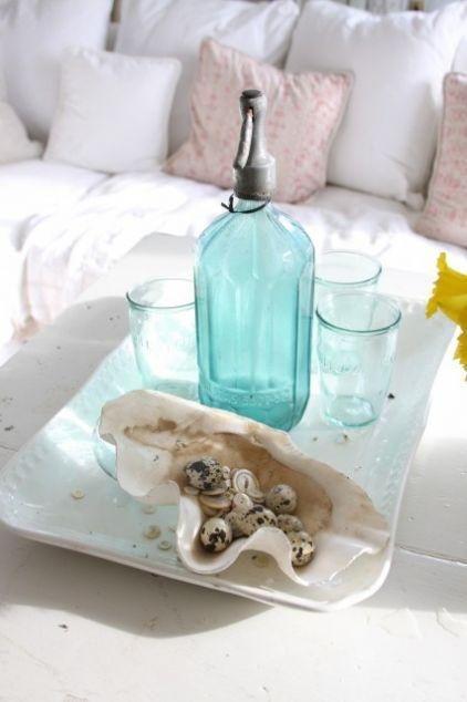 by Dreamy Whites: Decor, Dreamy White, Seltzer Bottle, Colors Bottle, Stay Bottle, Bottle Milk Glasses, Photo, Bottle Design, Siphon Bottle