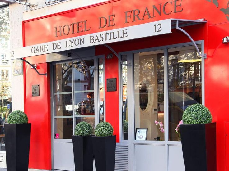 Paris Hôtel de France Gare de Lyon Bastille France, Europe Hôtel de France Gare de Lyon Bastille is a popular choice amongst travelers in Paris, whether exploring or just passing through. Offering a variety of facilities and services, the hotel provides all you need for a good night's sleep. Facilities like free Wi-Fi in all rooms, 24-hour security, daily housekeeping, 24-hour front desk, luggage storage are readily available for you to enjoy. Designed for comfort, selected gu...