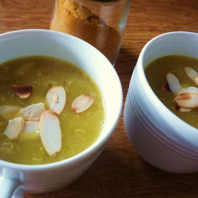 kerriepoeder en een lekker soepje